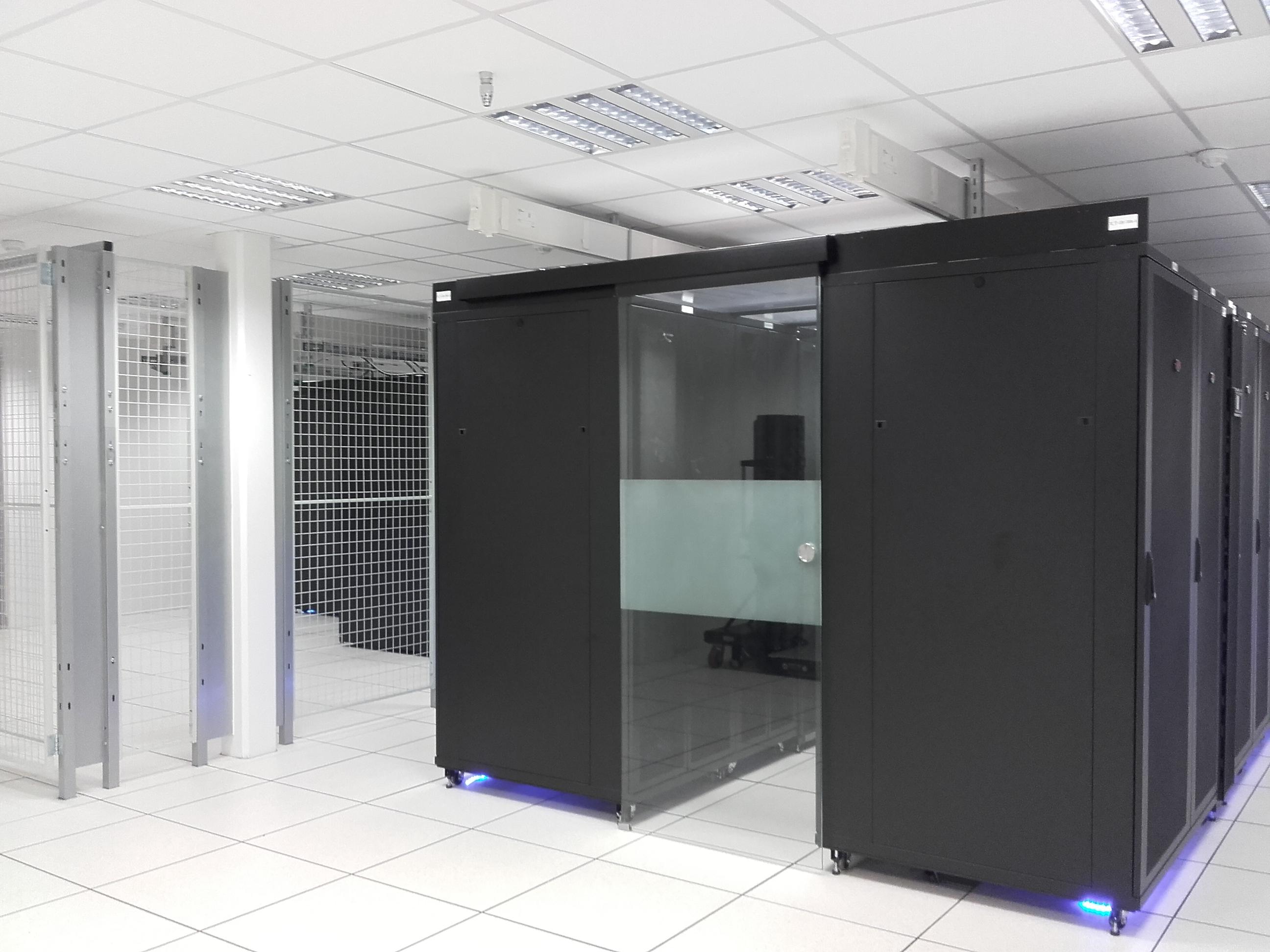 Datacenter de l'Université de Nantes